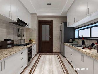 140平米四室两厅中式风格厨房图