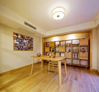 20万以上140平米四室四厅日式风格书房效果图