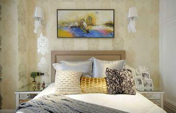 110平米三室两厅新古典风格卧室图