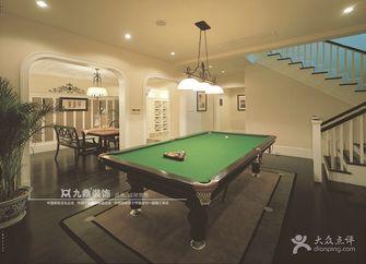 豪华型140平米别墅田园风格健身室装修图片大全