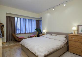 140平米四室两厅北欧风格卧室图片大全