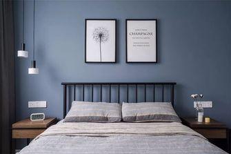 100平米三北欧风格卧室装修案例