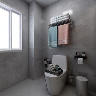 100平米三室三厅北欧风格卫生间图片
