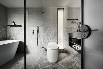 110平米公寓现代简约风格卫生间图片