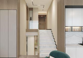 140平米三室一厅其他风格楼梯间图
