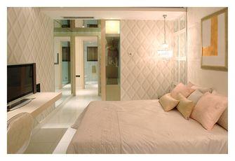 5-10万130平米三室两厅东南亚风格儿童房设计图