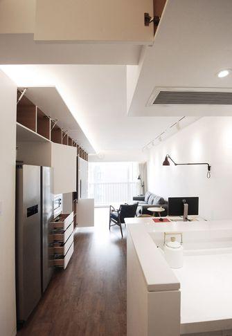 50平米现代简约风格书房装修效果图