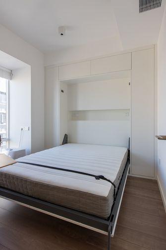 140平米三室两厅现代简约风格健身室图片大全