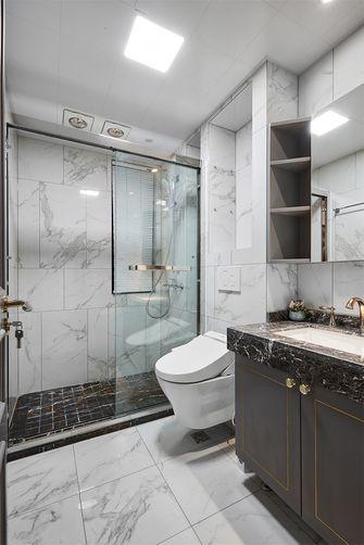 60平米一室一厅混搭风格卫生间图片