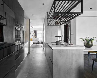 100平米三室两厅现代简约风格玄关装修效果图