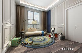 140平米复式美式风格阳光房装修图片大全