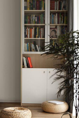 80平米日式风格书房装修图片大全