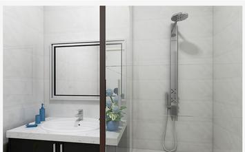 60平米现代简约风格卫生间图片