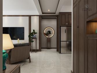 120平米三室两厅中式风格走廊设计图