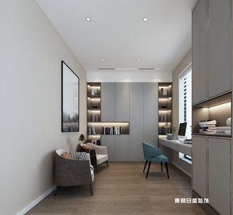 140平米四室两厅现代简约风格阳光房图片大全