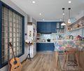 60平米公寓宜家风格餐厅图