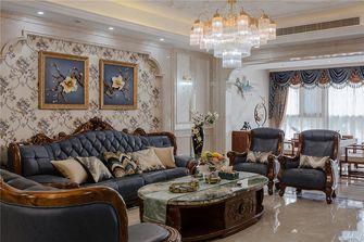 豪华型140平米别墅美式风格客厅设计图