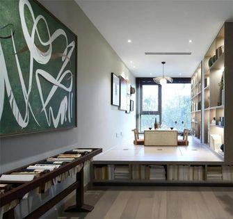 140平米别墅法式风格书房图片