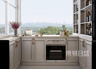 140平米四室两厅欧式风格厨房欣赏图