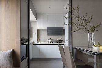 80平米三室一厅北欧风格厨房装修效果图