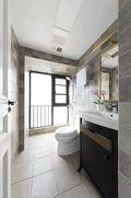 80平米三室两厅美式风格卫生间设计图