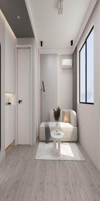 30平米小户型现代简约风格阳台设计图