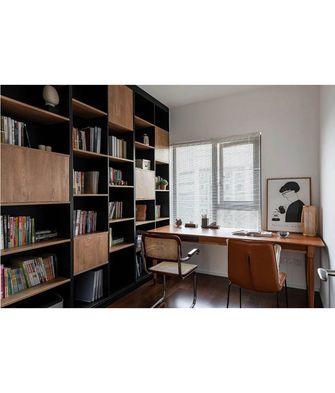 120平米四其他风格书房效果图