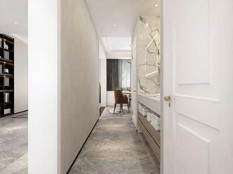 140平米公寓中式风格走廊欣赏图