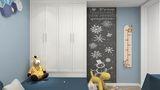120平米三室两厅混搭风格儿童房装修图片大全