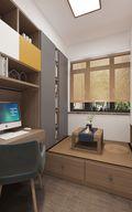 140平米四室两厅北欧风格储藏室效果图