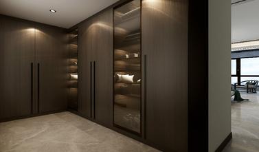 140平米别墅中式风格衣帽间设计图