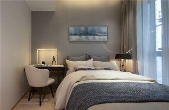 120平米四室一厅现代简约风格卧室装修效果图