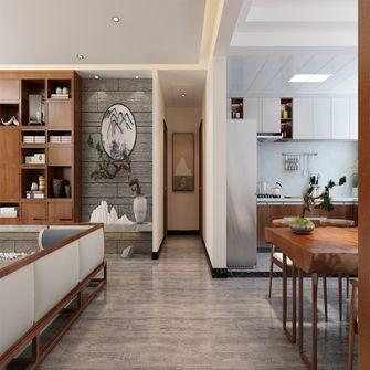 130平米三室三厅中式风格走廊图
