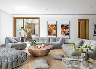 140平米四室四厅东南亚风格客厅装修案例