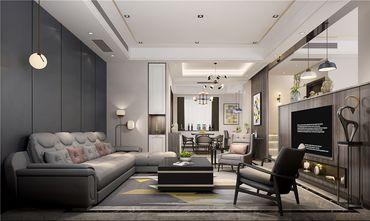 140平米四室四厅其他风格客厅装修效果图