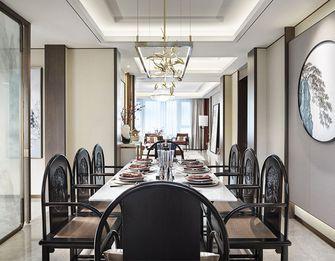 140平米四中式风格餐厅图