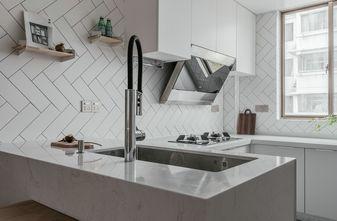 130平米北欧风格厨房装修图片大全