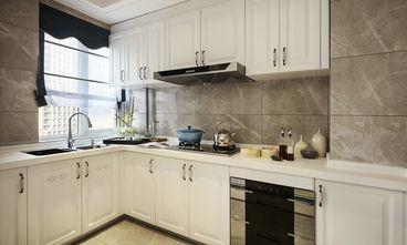 130平米三欧式风格厨房图