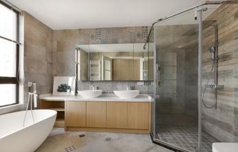 60平米公寓北欧风格卫生间欣赏图