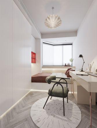 90平米三室一厅现代简约风格卧室图片