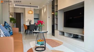 60平米三室两厅其他风格客厅图片