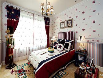 140平米复式地中海风格儿童房装修效果图