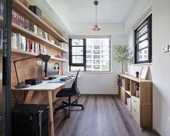 80平米三日式风格书房装修图片大全