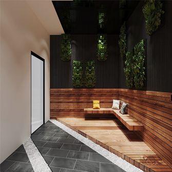 豪华型140平米别墅北欧风格阳光房装修图片大全