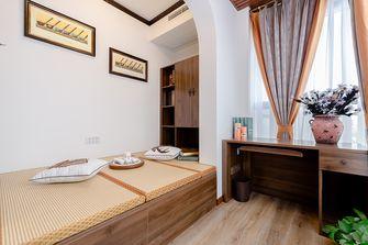 120平米三室两厅中式风格阳光房图片大全