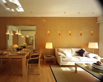 140平米四室一厅宜家风格客厅装修图片大全