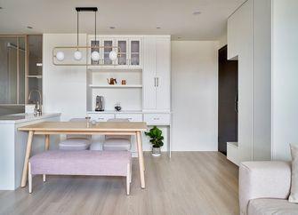 60平米一居室北欧风格客厅装修效果图