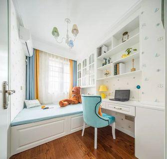 100平米三室两厅欧式风格儿童房欣赏图