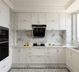140平米三室一厅北欧风格厨房效果图