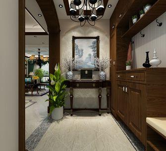 140平米四室两厅美式风格玄关设计图